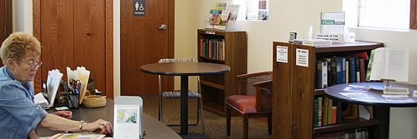 Spearfish Reading Room